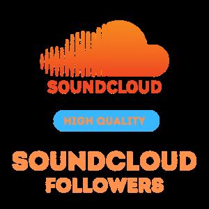Product-SoundCloud Followers